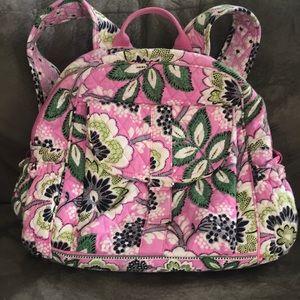 VB essentials backpack